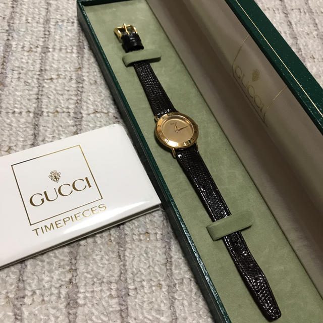 スーパーコピー エルメス 時計 レディース | Gucci - 美品 GUCCIアンティーク時計の通販 by maccoy's shop
