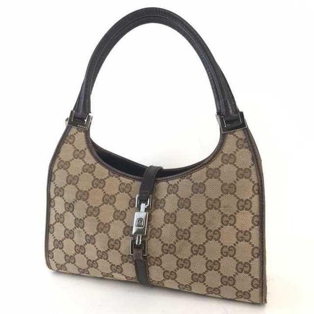 Gucci - ❤セール❤ GUCCI グッチ ハンドバッグ GGキャンバス シグネチャーの通販 by 即購入歓迎shop