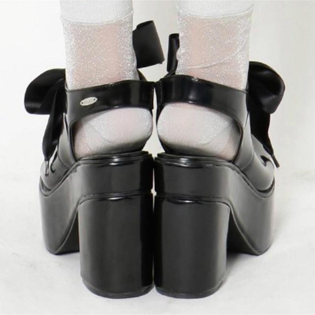 EATME(イートミー)のeatme レースアップサボ 24.5 レディースの靴/シューズ(サンダル)の商品写真