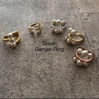 ドゥーズィエムクラス(DEUXIEME CLASSE)のTASAKI  デインジャー リング (リング(指輪))