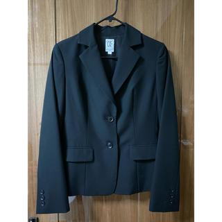 ミッシェルクラン(MICHEL KLEIN)のMK ミッシェルクランスーツ ジャケット 上下セット黒(スーツ)