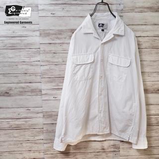 エンジニアードガーメンツ(Engineered Garments)のEngineered Garments オープンカラー ワークシャツ(シャツ)
