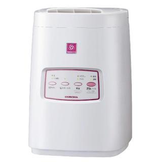 コロナ(コロナ)のコロナ 美容健康機器 ナノリフレ CNR-400B-W(フェイスケア/美顔器)
