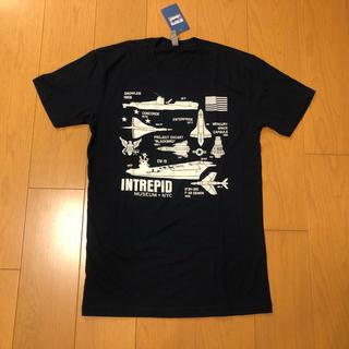 イントレピッド海上航空宇宙博物館 Tシャツ アメリカサイズS(その他)