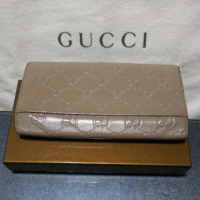 スーパーコピー エルメス スカーフ 馬 - Gucci - ≪正規品≫GUCCI二折り財布レディース/メンズの通販 by 時代屋のまねき猫🐾\