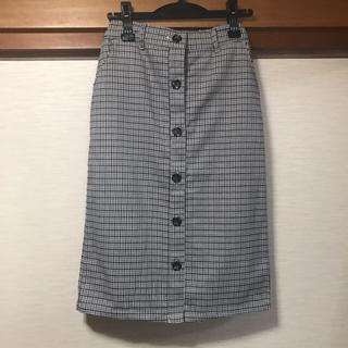 ハニーズ(HONEYS)の新品★ハニーズ チェックスカート(ひざ丈スカート)