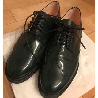 メゾンドリーファー(Maison de Reefur)の最終値下メゾンドリーファー レースアップシューズ(ローファー/革靴)