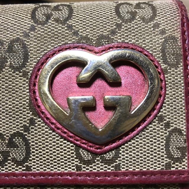 ジェイコブ / Gucci - GUCCI 長財布の通販 by ちっち#10's shop