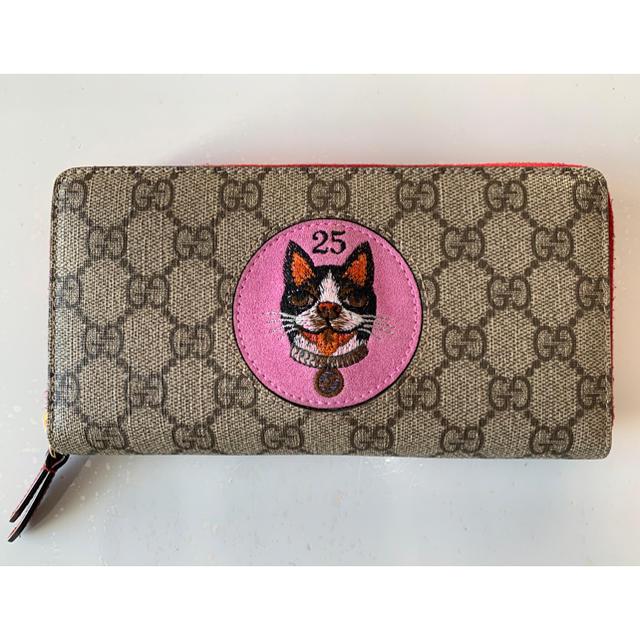 エルメス 時計 偽物 見分け方グッチ | Gucci - GUCCI Bosco ラウンドジップウォレット 犬の通販 by guchi