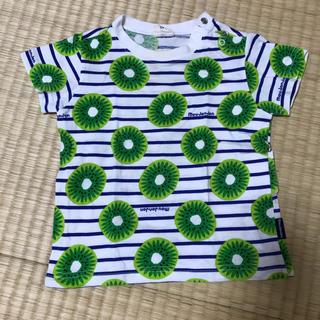 ムージョンジョン(mou jon jon)の(161)80:ベビー服・半袖(Tシャツ)