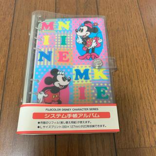 ディズニー(Disney)のシステム手帳アルバム(手帳)