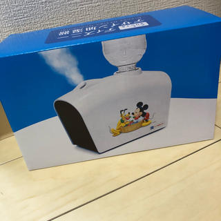 ディズニー(Disney)の*ディズニー 加湿器*(加湿器/除湿機)