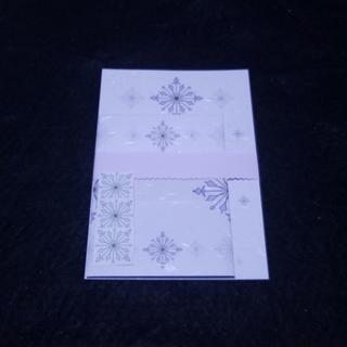 紫系31【和紙】~レターセット~(カード/レター/ラッピング)