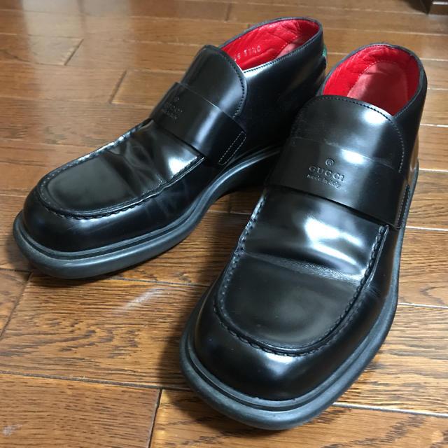 エルメス ドゴン 財布 コピーブランド / Gucci - GUCCI 靴 ハイカット  ローファーの通販 by 花ちゃん's shop