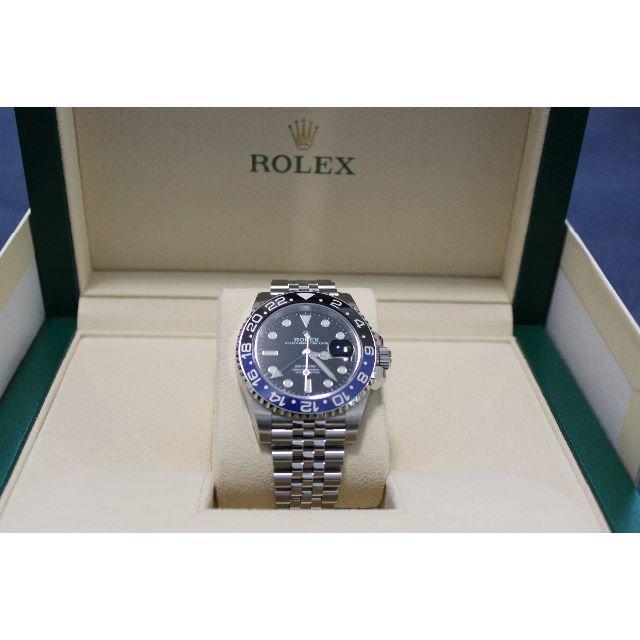 ロレックス デイトナ 116515ln / ROLEX - 【国内正規/未使用】 ROLEX ロレックス GMTマスターⅡ 126710の通販 by くまくま's shop