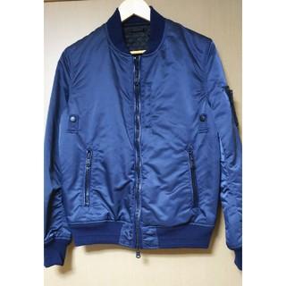 ゴーサンゴーイチプールオム(5351 POUR LES HOMMES)の5351プールオム MA-1ジャケット M(ブルゾン)