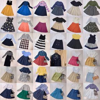 ナチュラルビューティーベーシック(NATURAL BEAUTY BASIC)の限定💖大人ガーリー、綺麗めOL、大人フェミニンお洋服36コーデset(セット/コーデ)