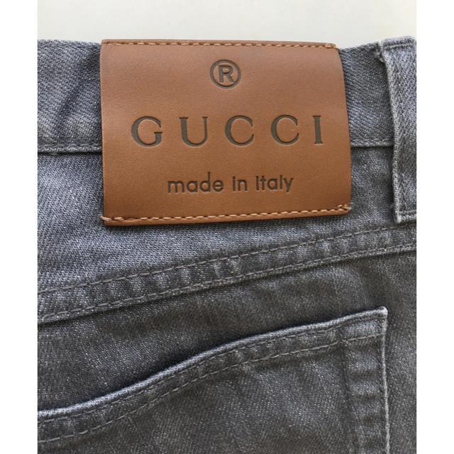 Gucci - グッチ デニム  美品 最終値下げ‼️の通販 by らくまくま