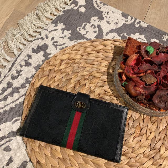 p.e アクセサリー 、 Gucci - GUCCI 財布 オールドグッチ ヴィンテージの通販 by miiiii