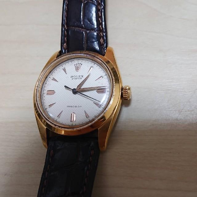 カルティエ 時計 ソーラー - ROLEX - ROLEX オイスター Precisionの通販 by アレン's shop