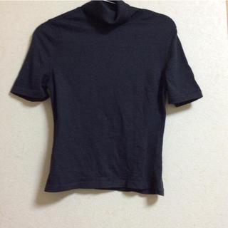 ニューヨーカー(NEWYORKER)のタートルセーター  半袖(ニット/セーター)
