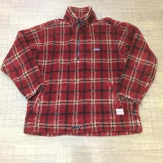 ウールリッチ(WOOLRICH)のwoolrich fleece half zip pullover(ブルゾン)