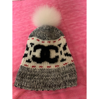 CHANEL - CHANELニット帽