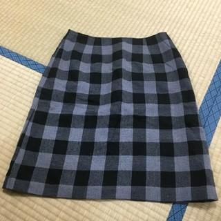 ハニーズ(HONEYS)のHoneys チェック柄スカート(ひざ丈スカート)