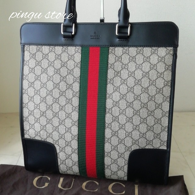 y road アクセサリー | Gucci - 【超美品 正規品】グッチ トートバッグ PVCの通販 by ピングー☆'s shop