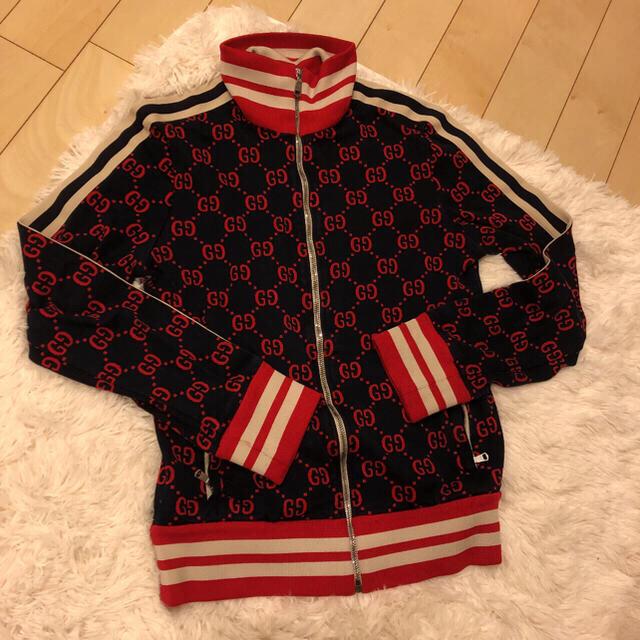 エドハーディー 激安 ベルト edwin | Gucci - GUCCI ジャガードジャケットの通販 by エルメス's shop