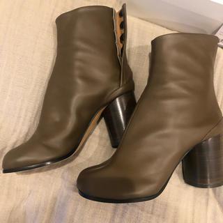 マルタンマルジェラ(Maison Martin Margiela)のマルジェラ 足袋ブーツ2019AW最終値下げ(ブーツ)