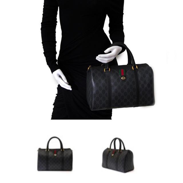 ベルト wiki / Gucci - 正規品オルドグッチボストンバッグの通販 by セールケント
