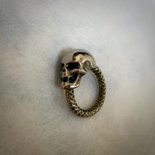 アレキサンダーマックイーン(Alexander McQueen)のアレキサンダーマックイーン リング(リング(指輪))