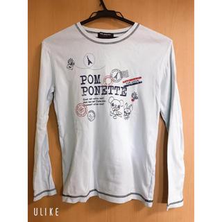 ポンポネット(pom ponette)のポンポネット/長袖Tシャツ(Tシャツ(長袖/七分))