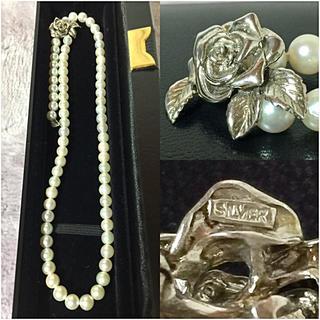 アコヤ真珠 パール ネックレス(ネックレス)