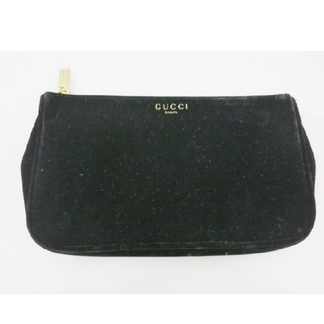 Gucci - ☆GUCCIポーチ黒☆の通販 by ワールド4914's shop