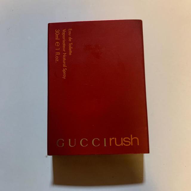 Gucci - GUCCI rush 30ml 未使用に近いの通販 by とも's shop