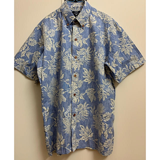 シップス(SHIPS)のももこ様専用 アロハシャツ ✖️SHIPS  Lサイズ(シャツ)