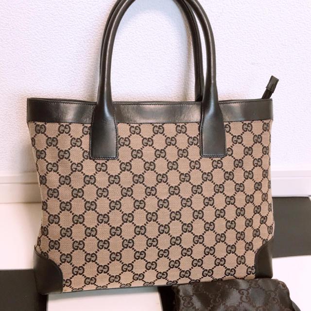 Gucci - 《超美品》GUCCI(グッチ)ハンドバッグの通販 by スカーレット's shop