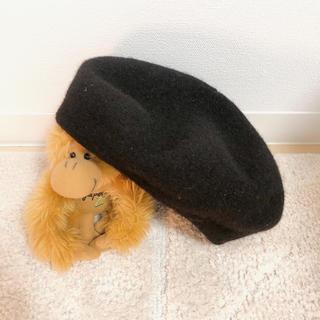 ジーユー(GU)のベレー帽♡ユニクロ、無印、ZARA、グローバルワーク、しまむら、アベイル(ハンチング/ベレー帽)