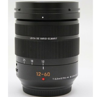 Panasonic - Leica 12-60mm