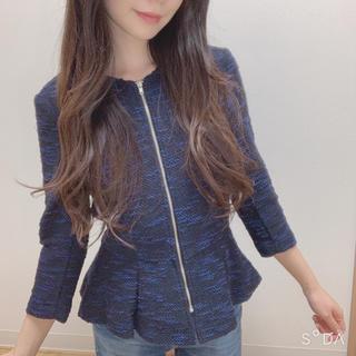 H&M - H&M ペプラムジャケット