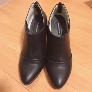 ナチュラルビューティーベーシック(NATURAL BEAUTY BASIC)のナチュラルビューティーベーシック ブティ ショートブーツ(ブーツ)