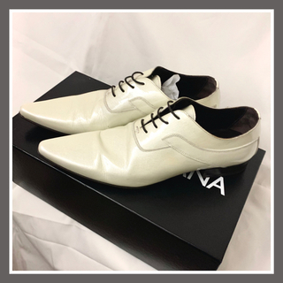 ドルチェアンドガッバーナ(DOLCE&GABBANA)の1回のみ着用 DOLCE&GABBANA ドルチェ&ガッバーナ 紳士靴(ドレス/ビジネス)