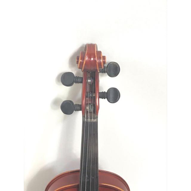 スズキ(スズキ)の【希少】スズキ バイオリン ハードケース付き No.102 1/10 楽器の弦楽器(ヴァイオリン)の商品写真