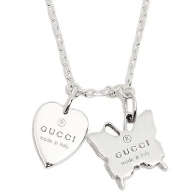 Gucci - GUCCI シルバー ネックレス 美品の通販 by ₍ᐢ⑅•ᴗ•⑅ᐢ₎♡