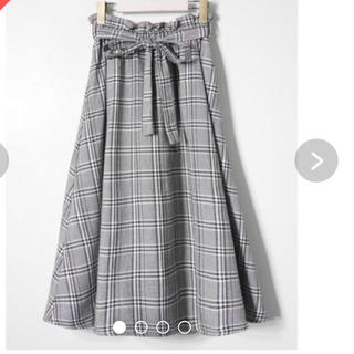 レトロガール(RETRO GIRL)のRETRO GIRL ひざ丈リバーシブルスカート(ひざ丈スカート)