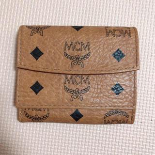 エムシーエム(MCM)のMCM 三つ折り財布(財布)