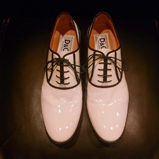 ドルチェアンドガッバーナ(DOLCE&GABBANA)のD&G.DOLCE&GABBANA、ENAMEL、Shoes(ドレス/ビジネス)
