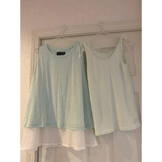 one after another NICE CLAUP - CECIL McBEE  NICE CLAUP インナーセット